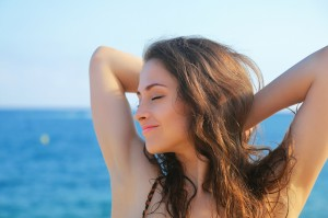 Underarm hair reduction 2