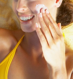 Why the fuss to find a zinc based sunscreen?