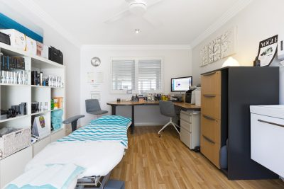 The Minnamurra MediSpa office